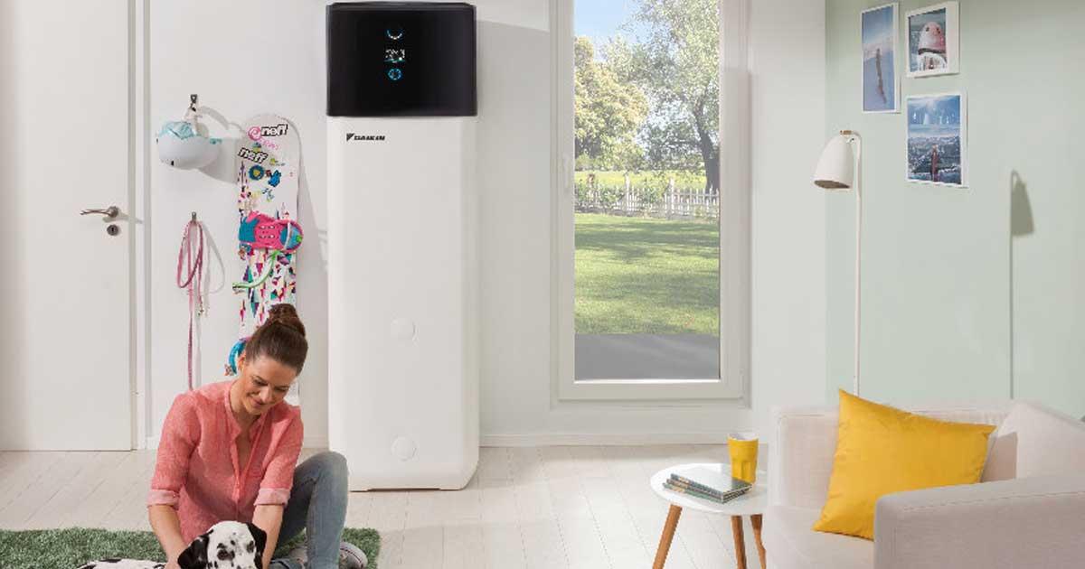 Daikin Altherma 3 | Tecnologia a pompa di calore aria-acqua residenziali