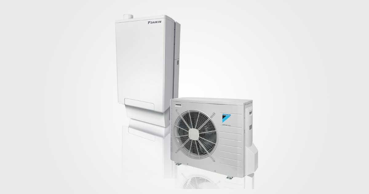 HPU Hybrid | Sistema ibrido caldaia a condensazione e pompa di calore