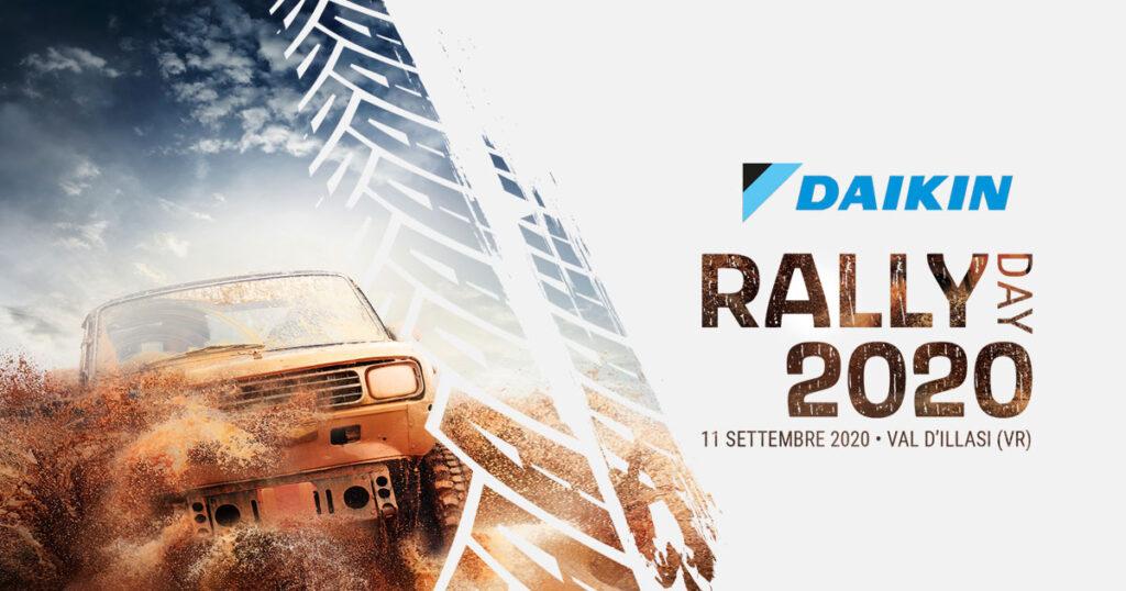 Daikin Rally Day 2020 | 11 Settembre 2020 | Sir Comm Srl