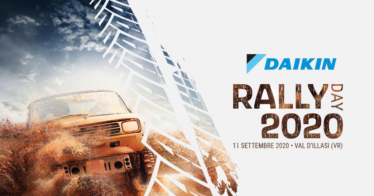 Daikin Rally Day 2020