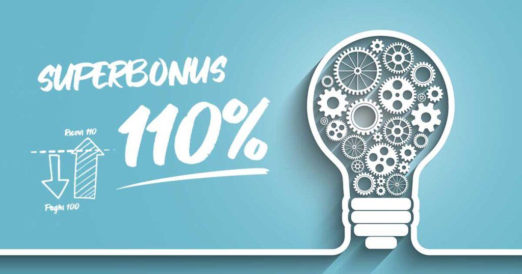 Superbonus 110%, ricevi 110 paghi 100 | Sir Comm Srl